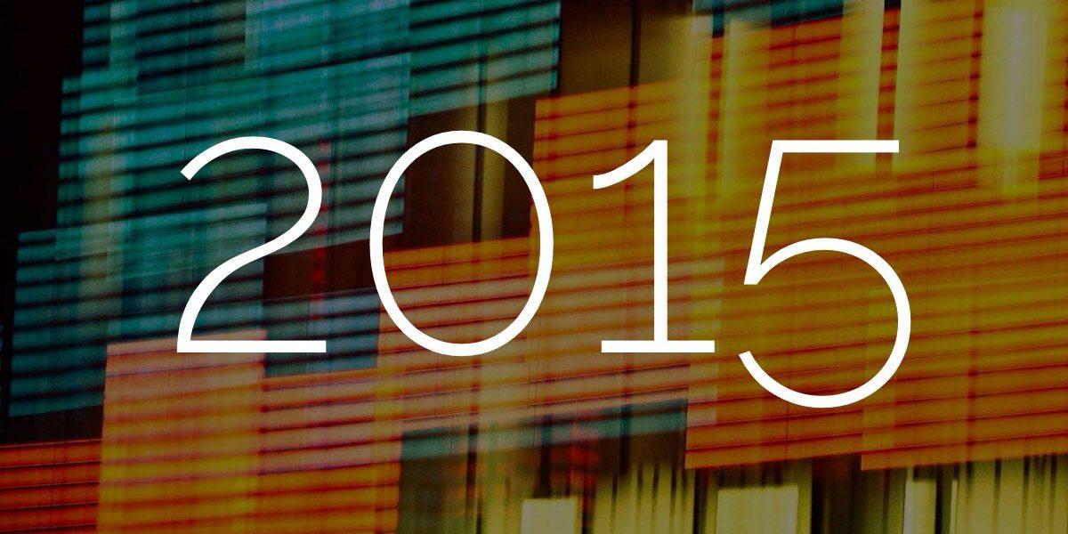 Digital Trends for 2015
