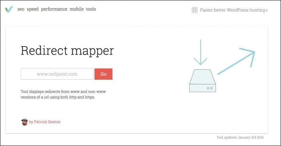 URL Redirect Mapper