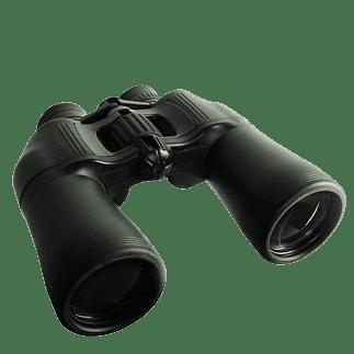 Binoculars for Shoulder surfing to steal passwords